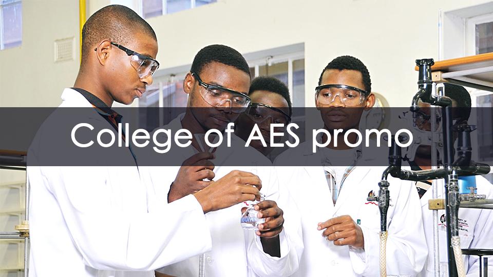 College of AES promo